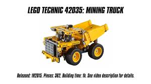 Lego Technic 42035 Mining Truck' Unboxing, Speed Build & Review ... Lego Technic Bulldozer 42028 And Ming Truck 42035 Brand New Lego Motorized Husar V Youtube Speed Build Review Experts Site 60188 City Sets Legocom For Kids Sg Cherry Picker In Chester Le Street 4202 On Onbuy City Dump Mine Collection Damage Box Retired Wallpapers Gb Unboxing From Sort It Apps How To Custom Set Moc