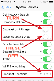 Four privacy settings you should enable in iOS 7 immediately