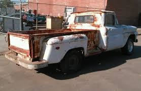 100 Chevy Stepside Truck For Sale 1962 CHEVROLET C10 TON PATINA SHOP TRUCK HOT RAT ROD C20 LONGBED