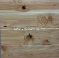 Natural Stained Pine Engineered Wood Flooring With ABCD Grade