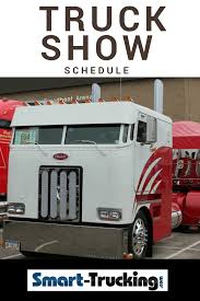 Your 2018 Truck Shows Guide | SEMI | Pinterest | Trucks, Big Trucks ...