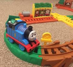 Thomas The Train Tidmouth Sheds Playset by Thomas And Friends My First All Around Sodor Playset Review