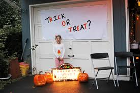 Halloween Scene Setters Amazon by Amazon Com 3d Garage Door Cover Halloween Decor For Outdoor