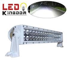 White 24 Inch bo LED Light Bar froad Led Work Light for 4X4