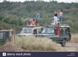 People On Safari Trucks Stock Photo, Royalty Free Image: 33439013 ... Truck African Safari Recycled Dark Green Tin Pop Up Roof Toyota Twilight Metalworks Custom Hunting Rigs Jeeps The Animals On At Selous Game Reserve Tzania Heymoon Blakefarms Apple Orchard Zombie Paintball 2016 Easter Jeep Concept Trucks Test Drives With Photos Suburban Bds Chevrolet Unveils More Concept Cars And Trucks For Sema Motor Trend In Costa Rica Gallery Eastern Surplus 5 Vehicles That Are Guaranteed To Rock Your Kenyan Any Archives Fast Lane 2004 14 Passenger Taxi Van Overland Transportation