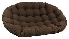 Oversized Papasan Chair Cushion by Amazon Com Blazing Needles Solid Twill Double Papasan Chair