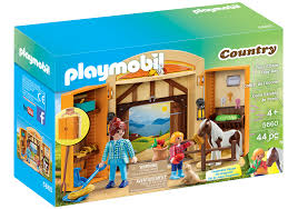 Play Box - Horses - 5660 - PLAYMOBIL® USA 7145 Medieval Barn Playmobil Second Hand Playmobileros Amazoncom Playmobil Take Along Horse Farm Playset Toys Games Dollhouse Playsets 1 12 Scale Nitronetworkco Printable Wallpaper Victorian French Shabby Or Christmas Country Themed Childrens By Playmobil Find Unique Stable 5671 Usa Trailer And Paddock Barn Fun My 4142 House Animals Ebay Pony 123 6778 2600 Hamleys For Building Sets Videos Collection Accsories Excellent Cdition