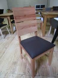 möbel holzstuhl massivholzstuhl stuhl kernbuche massiv