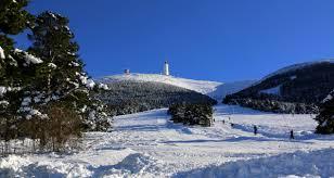 mont ventoux station de ski et d été du mont serein