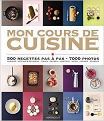 cuisine marabout mon grand cours de cuisine marabout 9782501075190 amazon com books