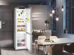 freistehende kühlschränke im edelstahllook küchen journal