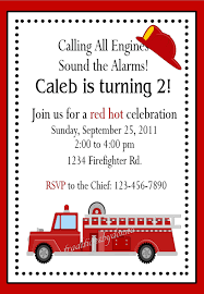 Fire Truck Invitation Templates - Cloudinvitation.com Fire Truck Firefighter Birthday Party Invitation Cards Invitations Firetruck Themed With Free Printables How To Nest Book Theme Birthday Invitation Printable Party Invite Truck And Dalataian 25 Incredible Pattern In Excess Of Free Printable Image Collections 48ct Flaming Diecut Foldover By Creative Nico Lala
