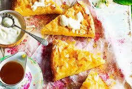 polenta orangen kuchen mit mandeln