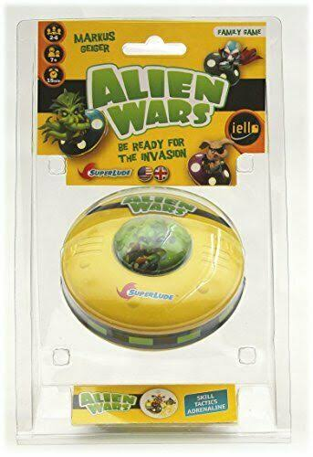 Alien Wars Card Game