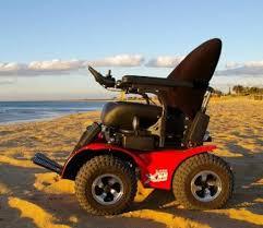 fauteuil tout terrain electrique fauteuil roulant électrique tout terrain extrême 8