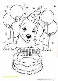 Lisa Frank Coloring Book Fresh Pages Awesome Birthday Dog