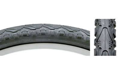 "Sunlite Khan Tire - 26"" x 1.95"", Black"