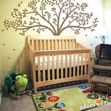 Wall Decal Baby Wall Decor Pink And Brown Safari Nursery Wall