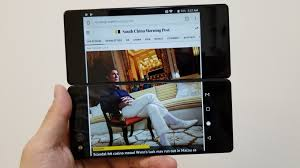 ZTE Axon M review foldable dual screen smartphone good for