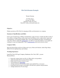 Resume Printable Stock Clerk With Images