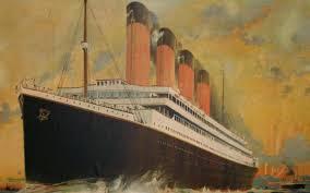 Ship Simulator Titanic Sinking 1912 by Huge Fire Ripped Through Titanic Before It Struck Iceberg Fresh