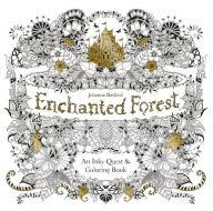 Title Enchanted Forest An Inky Quest Coloring Book Author Johanna Basford