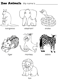 Cute Zoo Animal Clipart Free Download Best Cute Zoo Animal Clipart