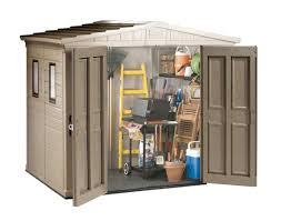 Keter Manor Plastic Shed 4 X 6 by Free Birdhouse Blueprints How To Build Grape Arbors Keter 8 X 6