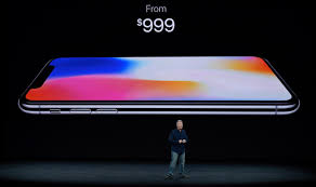 The iPhone X s delayed launch is pounding Apple s stock