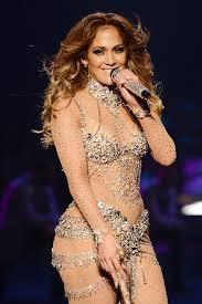 Jennifer Lopez Suffers Vegas Wardrobe Malfunction