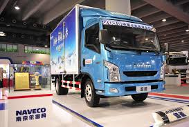 100 Iveco Truck Of The Year In Brazil And China