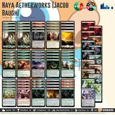 Ajani Mentor Of Heroes Deck List by Weekly Update Dec 18 Oath Of Ajani Incendiary Flow Promo