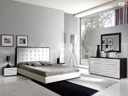 Modern White Bedroom Set Furniture Collections