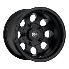 Amazon.com: Pro Comp Alloys Series 69 Wheel With Flat Black Finish ...