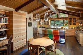 mid century modern ranch midcentury kitchen los angeles by