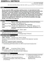 Information Technology Resume Fresh Graduate Summary Examples
