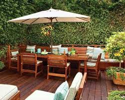 Fabulous Deck Dining Table 31 Best Images About Backyard On Pinterest Decks Backyards And