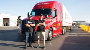100 Cr England Truck CDL Training Gives CR Executives Insight From