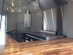 Conversion Catering Trailer Horse Box Interior