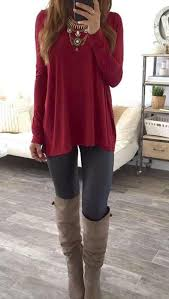 Like Red Knit Booties