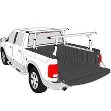 100 Dodge Ram Pickup Truck Black Aluminum 55 Cargo Rack Discount Ps