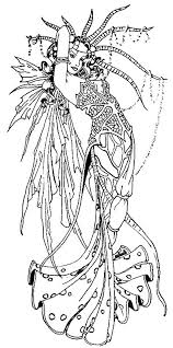 Coloring Pages Of Fairies Gianfreda 45292