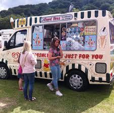 100 Ice Cream Truck Names Van Hire Hebden Bridge West Yorkshire