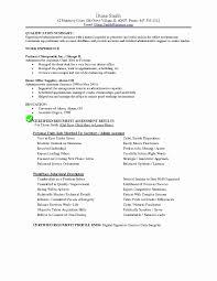 Manager Resume Sample Beautiful Samples Administrative Assistant Elegant Cv Of