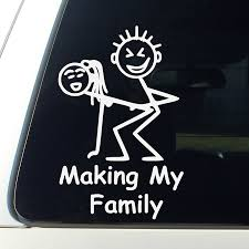 Making My Family Funny Stick Figure Family - Decal Bumper Sticker ... My Other Ride Is Your Mom Funny Car Sticker Decal Funny The Shocker Car Jdm Vinyl Window Decal Sticker Import Hand Truck Saying Stickers And Quotes Page 2 Ford Your Stick Family Was Delicious Dinosaur Bumper Buy Bigger Than Texas Usa 4x4 Awd 4wd Off Road Truck Cool Stickers For Cars Sruptalentcom Im Loving It Mcdonalds Slammed Ranger Double Cab 25 X 85 Tailgater Kiss Ass Joke Fits If You Think This Is Slow Wait Till We Go Uphill Caravan Dirty Diesel Banner Vinyl Diesel Vw Dub Euro Bigfoot Hide Seek World Champion For