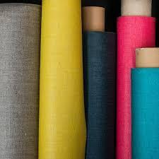 toile coton impermeable au metre tissu enduit au mètre harmony textile tissu livi uni au mètre