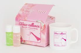 Lycon Wax cellence Kit Review Australian Waxing pany Blog