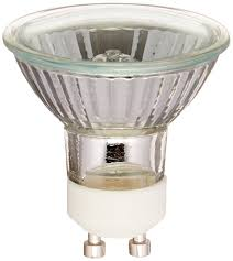 ge halogen flood light bulb 50 w 360 lumens mr16 gu10 2 13 in cc