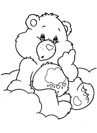 And Print This Care Bears Color By Numbers Get Your Free Pages At All Kids Network
