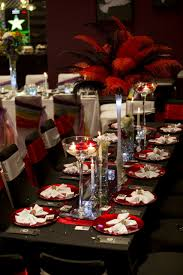 Image Result For Red Black Gold Leopard Party Decorations Old